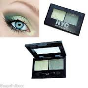 N.Y.C - City duet eye shadows - Nyc Gaze (806B)
