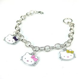Bedel armbandje hello kitty