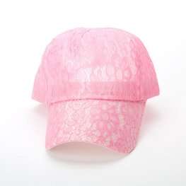 Cap / pet  kant roze