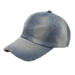 Jeans cap/pet
