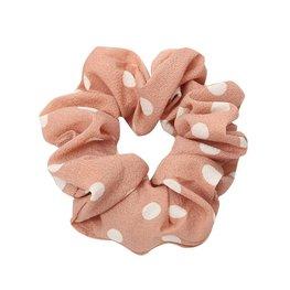 Scrunchie stip - Roze