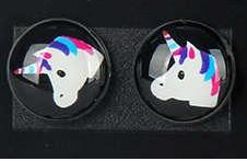 Oorknopjes unicorn #3