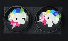 Oorknopjes unicorn #4