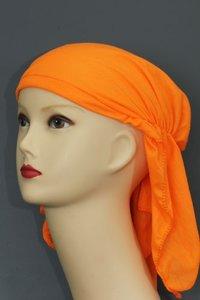 Bandana neon oranje