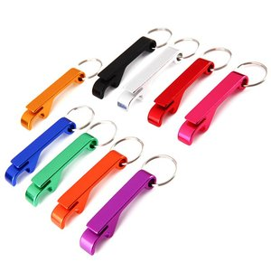 Sleutelhanger opener - Div kleuren