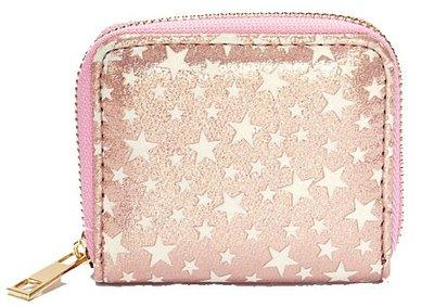 Portemonnee stars - roze