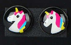 Oorknopjes unicorn #5
